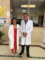 Profesionales del Centro de Salud de Mirasierra y el Hospital Universitario San Cecilio se coordinan para mejorar la detección de trastornos mentales