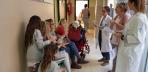 El Centro de Salud de Churriana de la Vega promueve el lavado de manos para reducir el contagio de enfermedades
