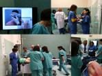 Profesionales del Distrito Sanitario Granada-Metropolitano se forman en un curso de infiltraciones y bloqueos analgésicos