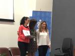 Profesionales de enfermería del Centro de Salud de Albaycin reciben premio por su trabajo científico