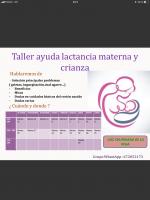 La Unidad de Gestión Clínica (UGC) de Churriana de la Vega impulsa un ciclo de talleres de apoyo a  la lactancia materna y la crianza dirigido a madres y padres