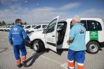El Distrito Sanitario Granada Metropolitano incorpora  28 nuevos vehículos para dar servicio a las necesidades de los centros de atención primaria