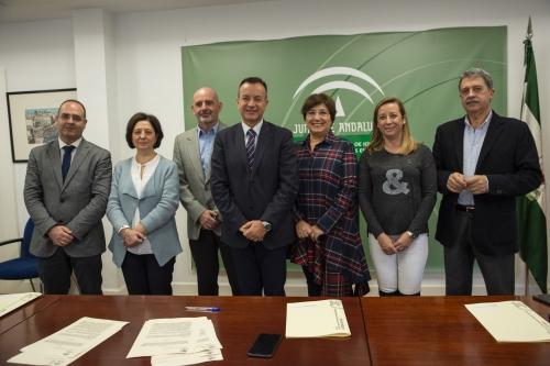 El Distrito Sanitario granada-Metropolitano se suma a la Estrategia de Promoción de la Salud en el Lugar de Trabajo