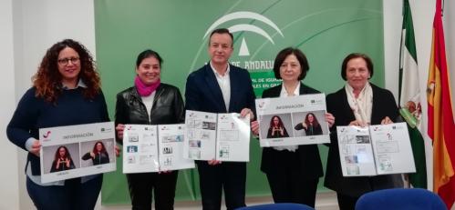 La Agrupación de Personas Sordas de Granada y Provincia (Asogra) y Salud colaboran en la edición de pictogramas a disposición de las personas sordas que lo requieran en centros de primaria