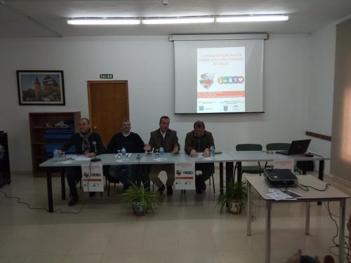 """La Unidad de Gestión Clínica de Alhama de Granada realiza sus """"I Jornadas Municipales de Atención Primaria de Salud"""""""