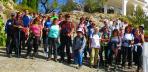 La UGC de Churriana de la Vega, en colaboración con el Ayuntamiento de Vegas del Genil, completan la iniciativa  POR 1 MILLÓN DE PASOS