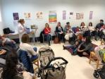 Profesionales de la UGC de Maracena  realizan  talleres dirigidos a mujeres embarazadas y madres lactantes del municipio