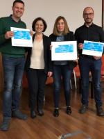 Tres Centros de Salud del Distrito Sanitario Granada-Metropolitano premiados por su labor de lucha contra el Tabaquismo