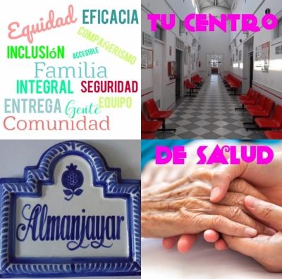 """El Centro de Salud de Almanjayar se Acredita como Centro de Salud de Calidad """"Óptima"""""""
