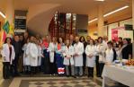 Los profesionales del Centro de Salud de Pinos Puente colaboran en la VII Semana de La Salud