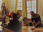 El Centro de Menores vinculada a la UGC del Valle de Lecrín, realizó un taller de prevención de ITS