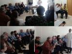 Enfermeras del Centro de Salud de Gran Capitán  realizan sesiones formativas de Educación Terapéutica en pacientes diabéticos.