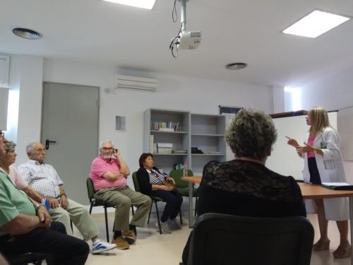 LA Unidad de Churriana de la Vega incorpora la Educación Terapéutica como parte del tratamiento de pacientes en tratamiento con anticoagulantes orales.