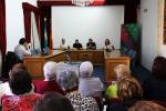 Profesionales Sanitarios de la Unidad Asistencial de Alhama y del Distrito Granada Metropolitano colaboran en las  II jornadas de    Salud de Alhama