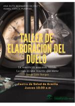 EL CENTRO DE SALUD DE ARMILLA COMIENZA EL TALLER DE ELABORACIÓN DE DUELO