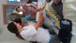 Estudiantes de Enfermería de la Universidad de Granada se incorporan al Distrito para hacer sus Prácticas Clínicas