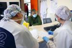 Una enfermera rastreadora refuerza el equipo de epidemiología del Distrito Granada Metropolitano