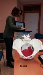 """La Unidad de Gestión Clínica de la Zubia realiza un taller de """"Conocimiento de Suelo Pélvico"""" y otro de """"Posturas Saludables"""" dirigido a embarazadas"""